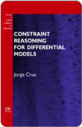 Jorge Cruz. Constraint Reasoning for Differential 	Models. IOS Press, 2005